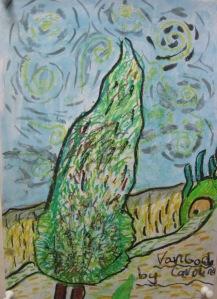 Van Gogh niños