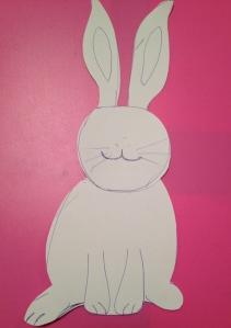 Tutorial conejo Pascua 1