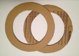Tutorial Sombrero carton 1