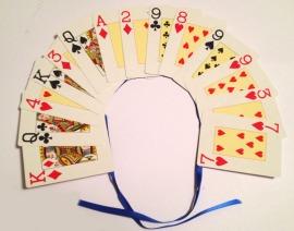 Cuello de cartas